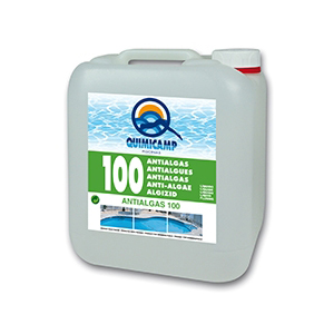 Tratamiento piscinas dt qu mica for Antialgas piscina
